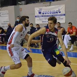 Basket, l'Assigeco espugna Tortona