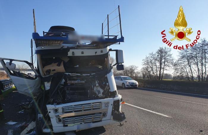 L'incidente di Pieve in A1