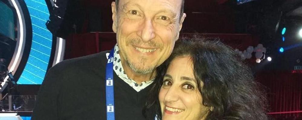 Doriana, dieci volte Sanremo: la violinista torna sul palco dell'Ariston