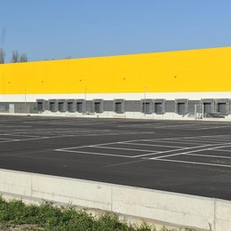 """A Borgo cresce il giallo della """"firma"""" Dhl, la logistica cambierà il panorama"""