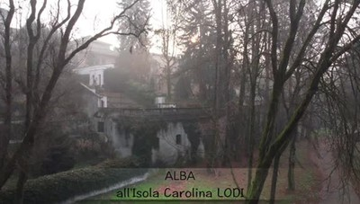 ALBA SULL'ISOLA CAROLINA