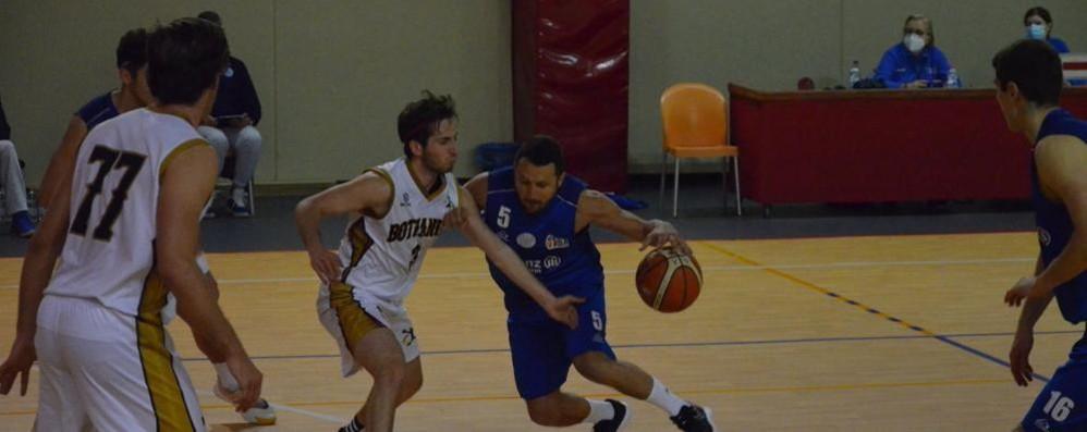 Basket, la Robur stavolta si arrende