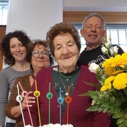 Bertonico, Maria Ciccotti compie 100 anni... per due volte