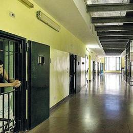 Botte, minacce e domiciliari violati: finisce in carcere un 45enne di Villanova