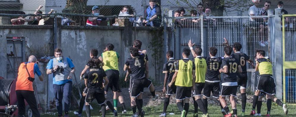 Calcio, è un Fanfulla da urlo