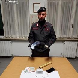 Carabinieri nei campi di Casaletto: arrestato uno spacciatore con mezzo etto di eroina