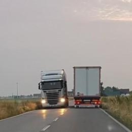 Codogno-Castiglione, l'appello della Fiab: «Serve una pista ciclabile»