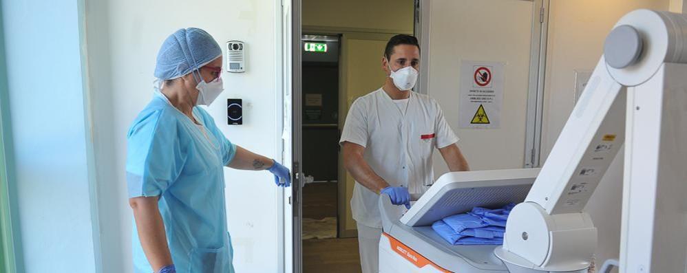 COVID Nel Lodigiano 126 nuovi casi durante il fine settimana, 114 nel Sudmilano