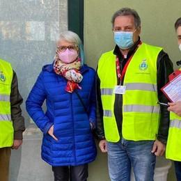COVID Oggi ripartono le vaccinazioni per gli anziani del Sudmilano