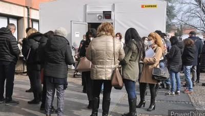 COVID Rischio zona arancione www.ilcittadino.it