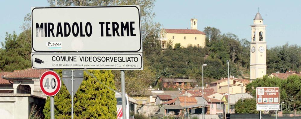 Dramma familiare a Miradolo Terme