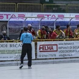 Hockey, Bresciani: «Sono soddisfatto»