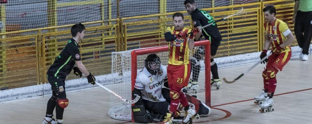 """Hockey, Lodi ha la prelazione per la """"final4"""" di Coppa Italia"""