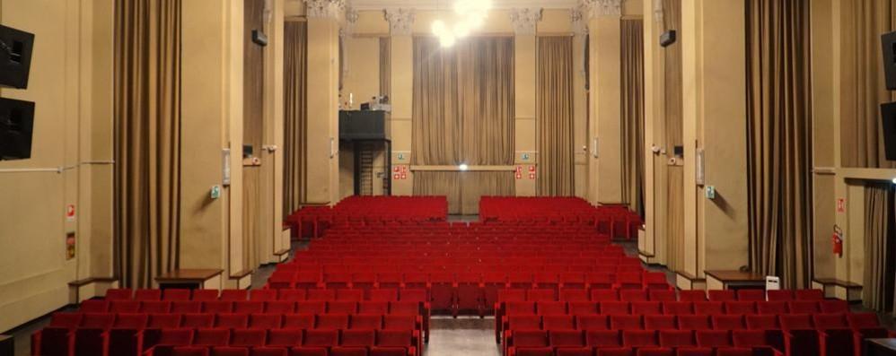 Il teatro alle Vigne riaccende le luci