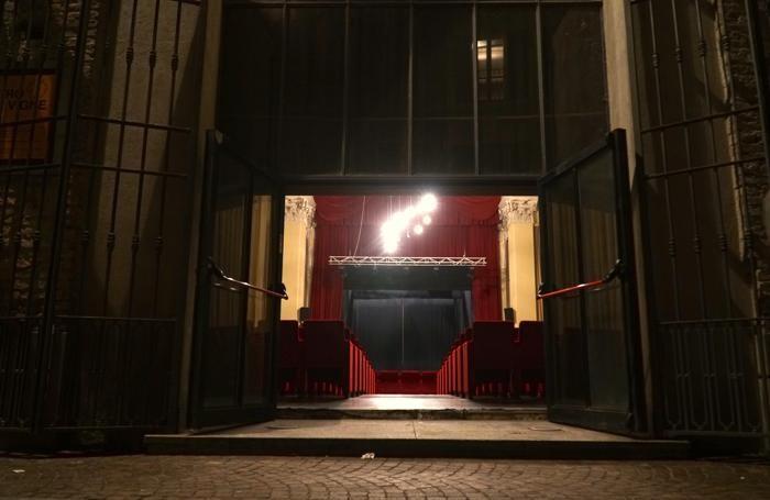 Il teatro alle Vigne