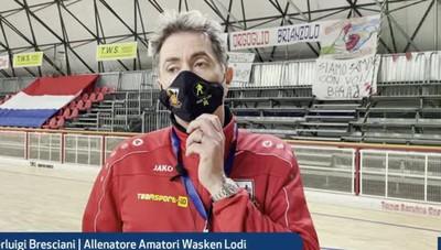 L'Amatori a Monza perde il derby e la testa della classifica