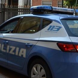 Lodi, auto contromano in tangenziale bloccata dalla polizia alle tre di notte