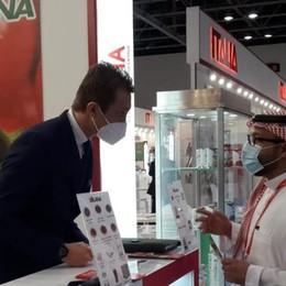 Lodi Export è tornata alla fiera di Dubai
