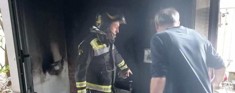 Lodi, la Camera del lavoro riapre domani dopo l'incendio