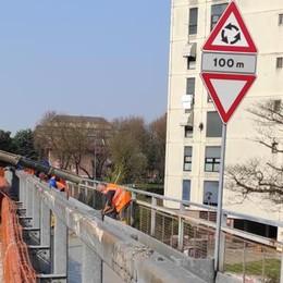Lodi, riparte il cantiere di viale Europa