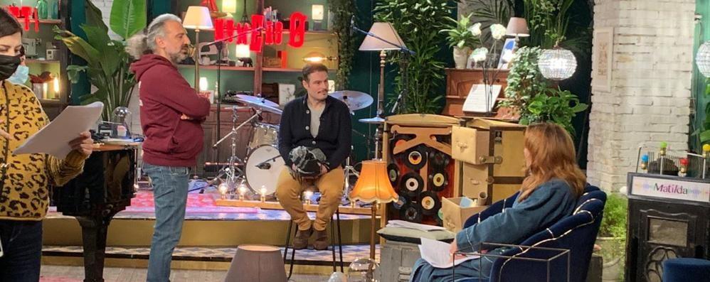 """Musica e talento: Raffaele Pe ospite su Rai 3 a """"casa Bollani"""