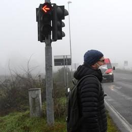 Paullese, da martedì  scatta la chiusura notturna al semaforo di Conterico