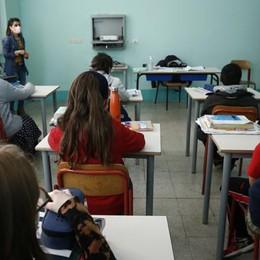 Ritorno in classe per 15mila alunni