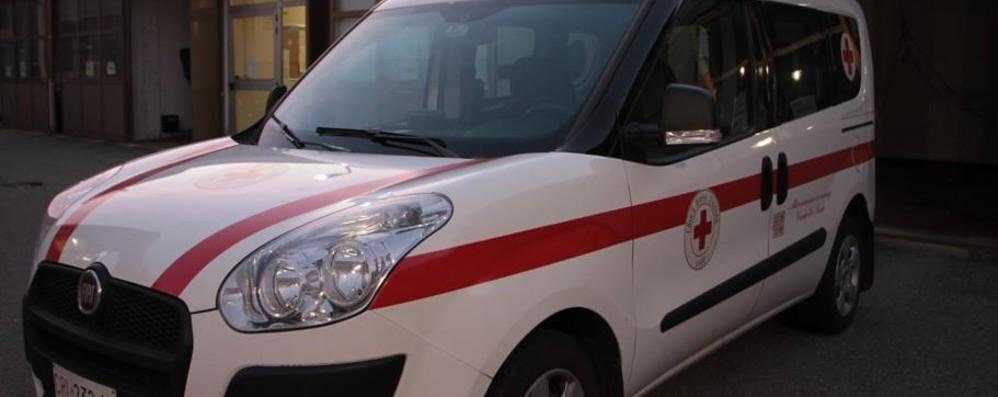 Rubato il Doblò per il trasporto del sangue  Lodi, sos della Croce rossa: «Aiutateci»