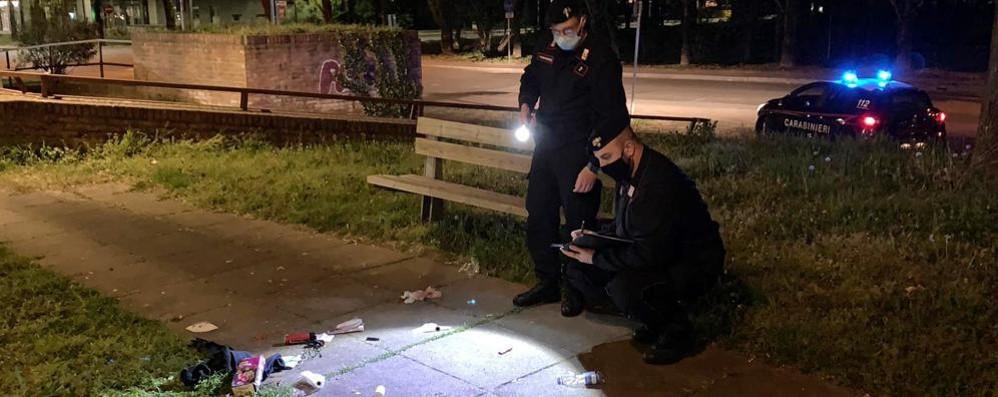 SAN DONATO Senzatetto picchiato a sangue da un 27enne ubriaco