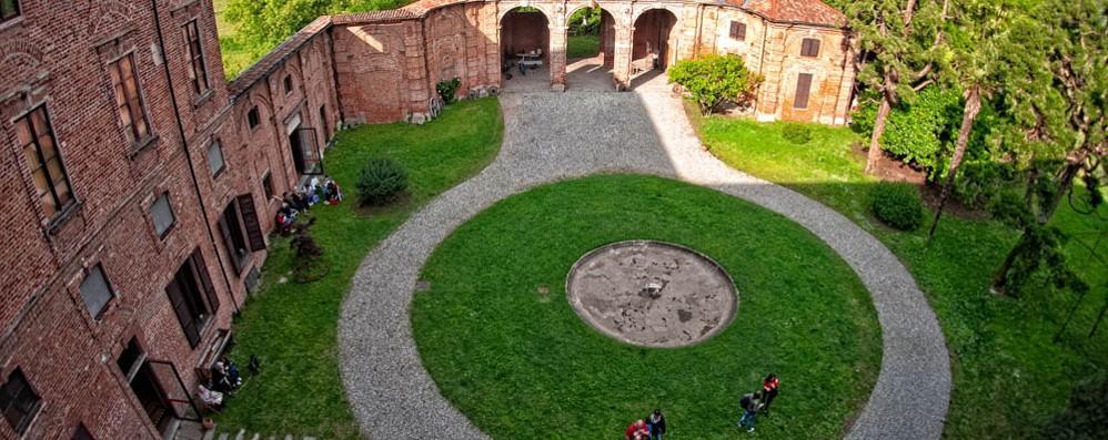 San Giuliano, Rocca Brivio primo luogo del cuore Fai di Città Metropolitana