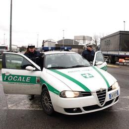 """Sessanta multe in tre mesi a Casale per i """"furbetti"""" della via Emilia"""