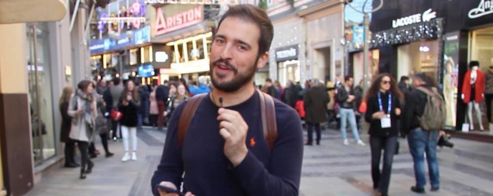 """""""Tel chì Sanremo"""" Filippo Caccamo racconta il """"suo"""" Festival"""