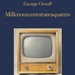 """Una data """"simbolo"""" e quel futuro visto da George Orwell"""