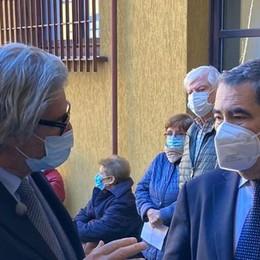 Vaccinazioni, Del Debbio fa il punto sul Sudmilano e la Lombardia supera il  milione di dosi