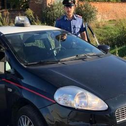 Vigilantes aggredito a Sant'Angelo
