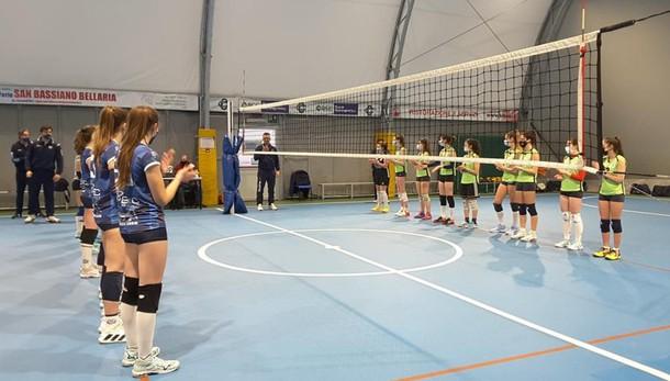 Volley, a Lodi si torna a giocare un match giovanile 14 mesi dopo