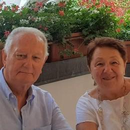 MELEGNANO Adriana e Riccardo sposi da 55 anni: il Covid se li è presi in una settimana