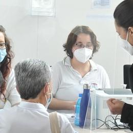 COVID Alla Fiera di Lodi raggiunte ieri le 900 vaccinazioni