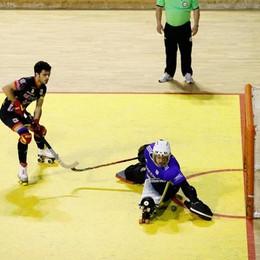 Hockey, il sabato da eroe in pista di Porchera