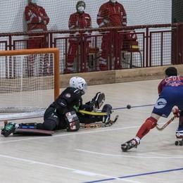 Hockey, l'Amatori perde Porchera