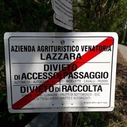 Lodi, il caso dei passaggi vietati alle porte  del Belgiardino