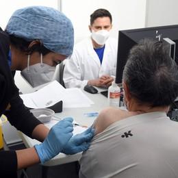 Nel Lodigiano in quattro giorni 5mila vaccini