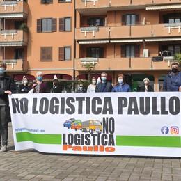 Paullo, un coro di voci si alza contro la logistica: «No a nuovo cemento»