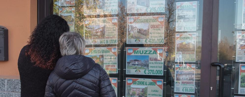 """Per il """"mattone"""" nel Lodigiano è ancora dura, ma c'è fame di case in affitto"""