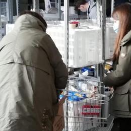 SAN GIULIANO In coda ogni giovedì per il cibo: 250 famiglie vivono nel bisogno