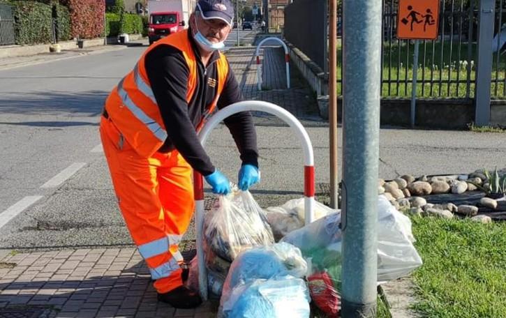 San Giuliano, muratore va a Spino a scaricare le macerie del cantiere ma viene scoperto