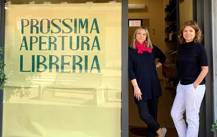 Una nuova libreria a San Donato: nasce dal sogno di due sorelle