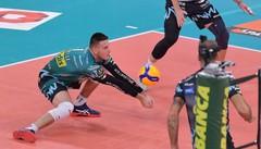 Volley, la finale scudetto inizia male per Piccinelli