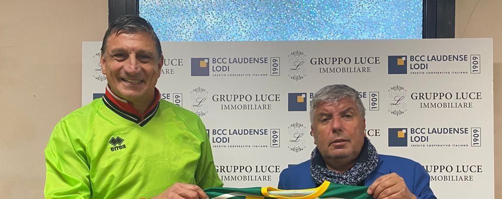 Calcio, il Sangiuliano affida a Crucitti l'operazione Serie D VIDEO