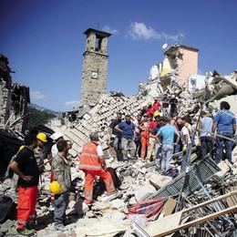 «Lavoro nero dopo il terremoto a Macerata»: sotto inchiesta una società di Melegnano